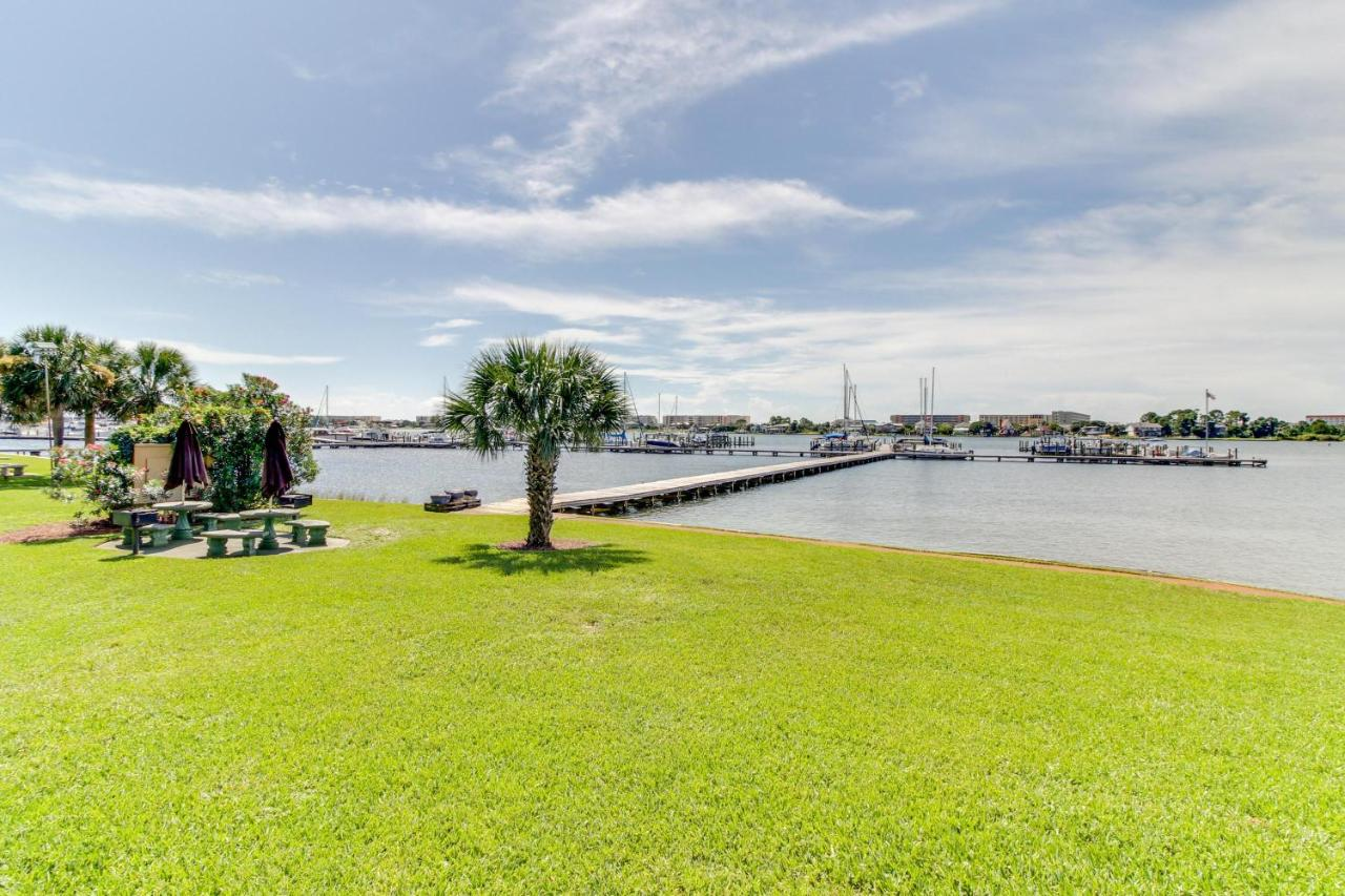 Vacation Home Pirates Bay A-414 & Dock B13, Fort Walton Beach, FL ...