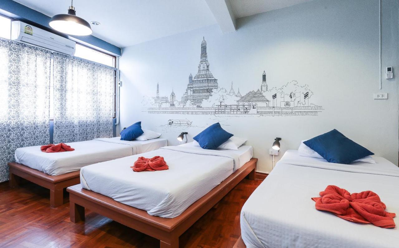 Hostels In Bang O Bangkok Province