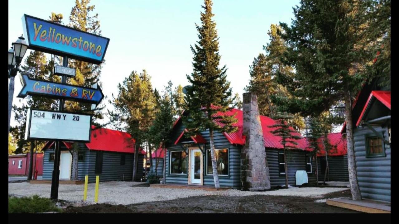 mt lodging silver cooke cabins yellowstone gate city