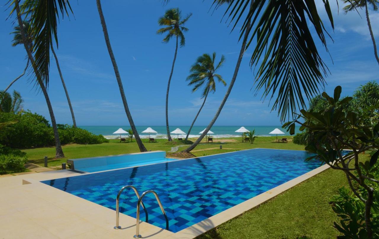 Недорогие отели на Шри-Ланке с собственным пляжем