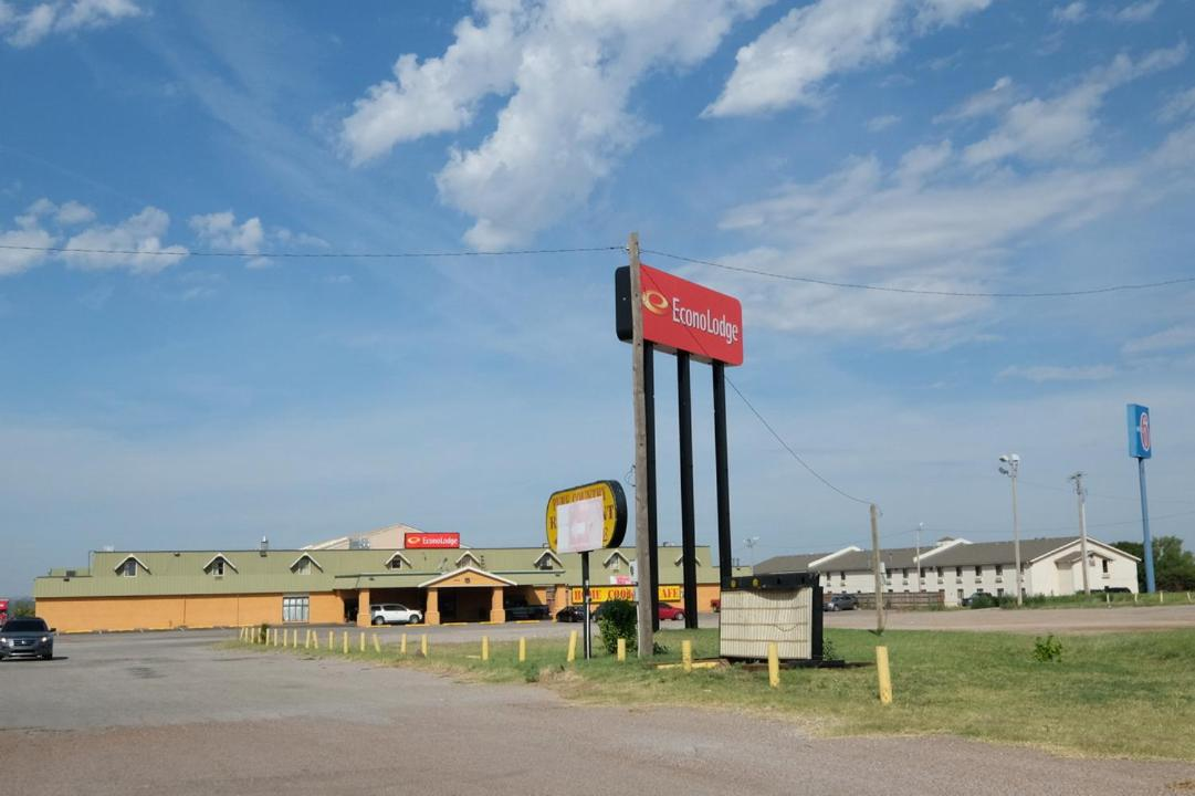 Hotels In Canute Oklahoma