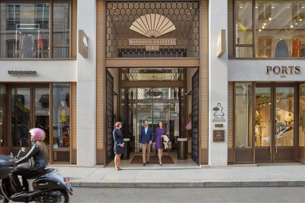 mandarin oriental hotel paris 2018 world 39 s best hotels. Black Bedroom Furniture Sets. Home Design Ideas