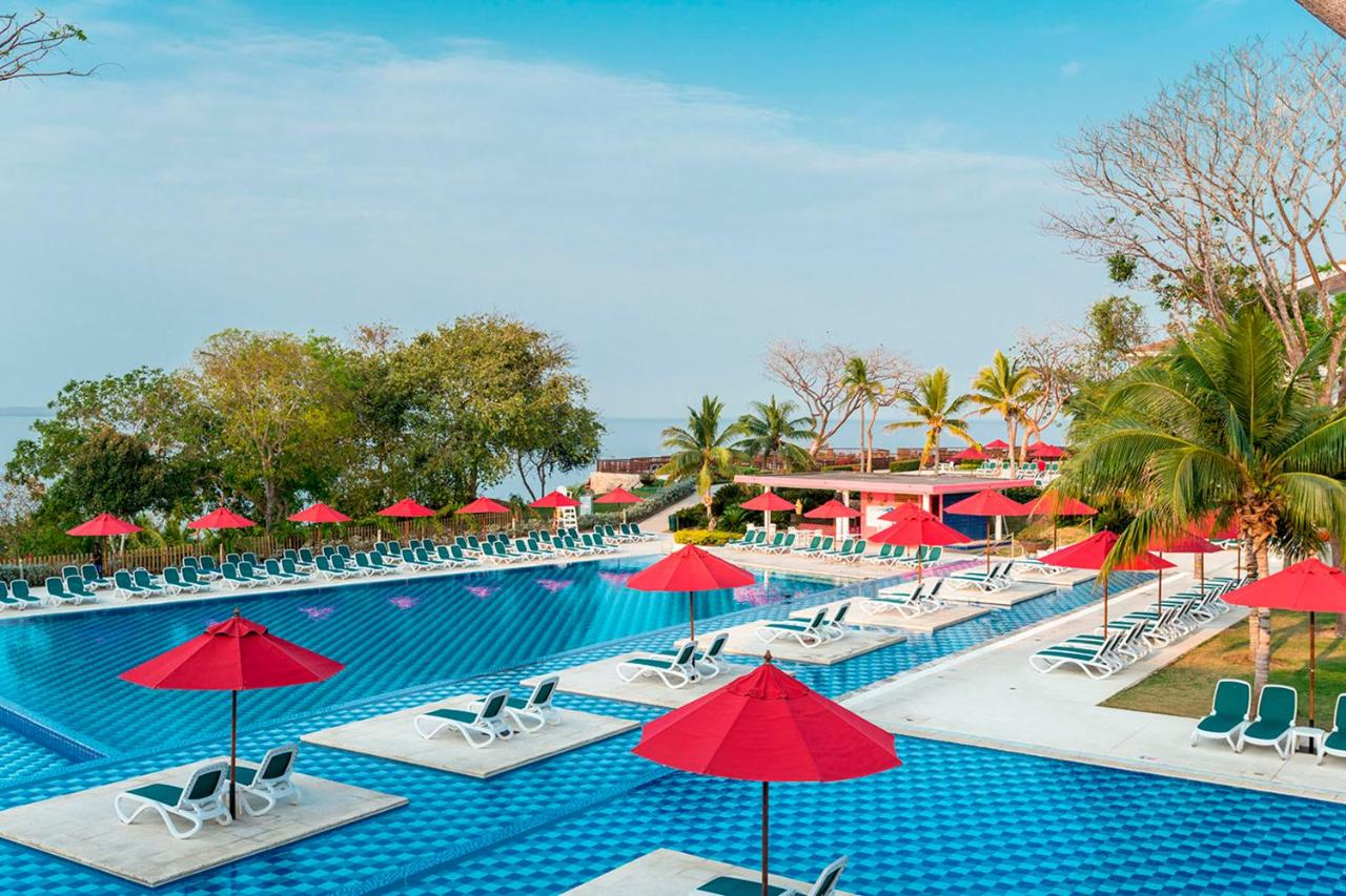 Resort Decameron Barú All Inclusive Playa Blanca Colombia Booking