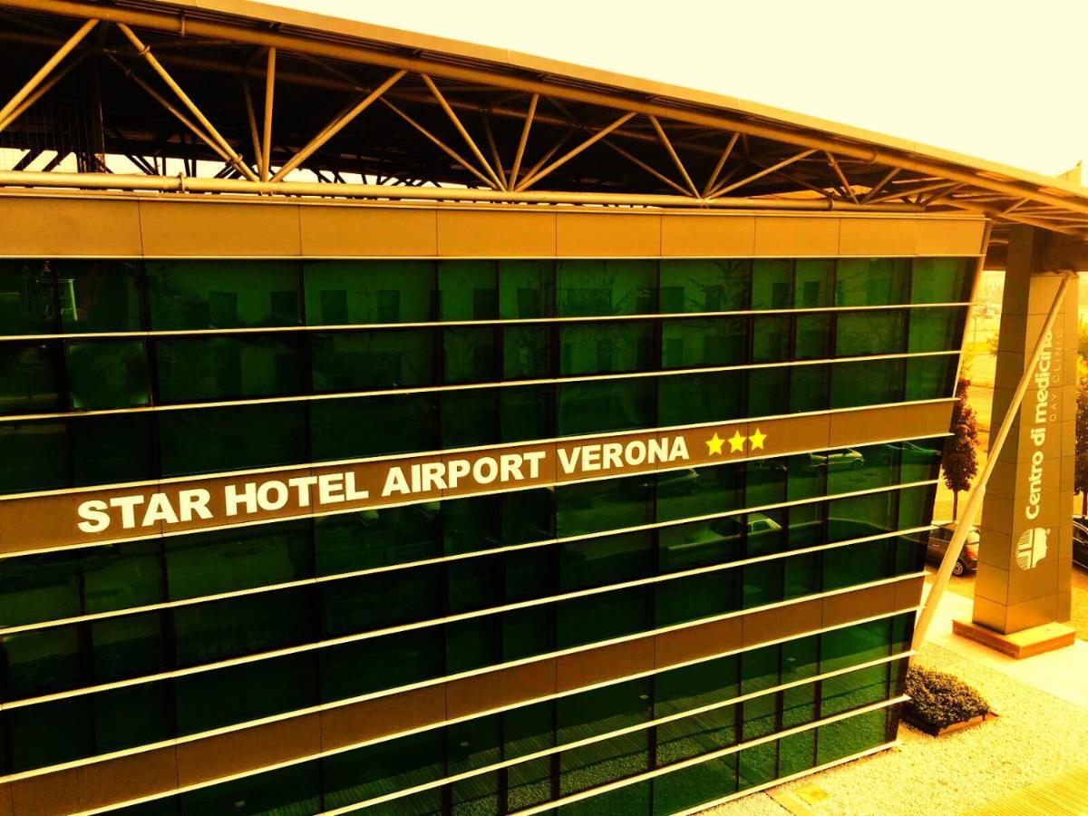 Star Hotel Airport Verona Italien Dossobuono Booking Com