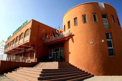 Hotels In Brácana Andalucía
