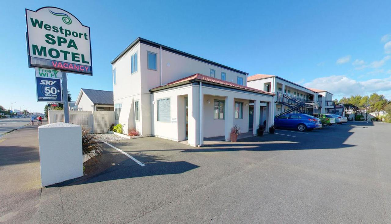 Westport Spa Motel, New Zealand - Booking.com