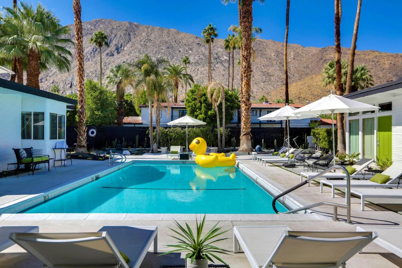 The Three Fifty Hotel, Palm Springs, CA - Booking.com