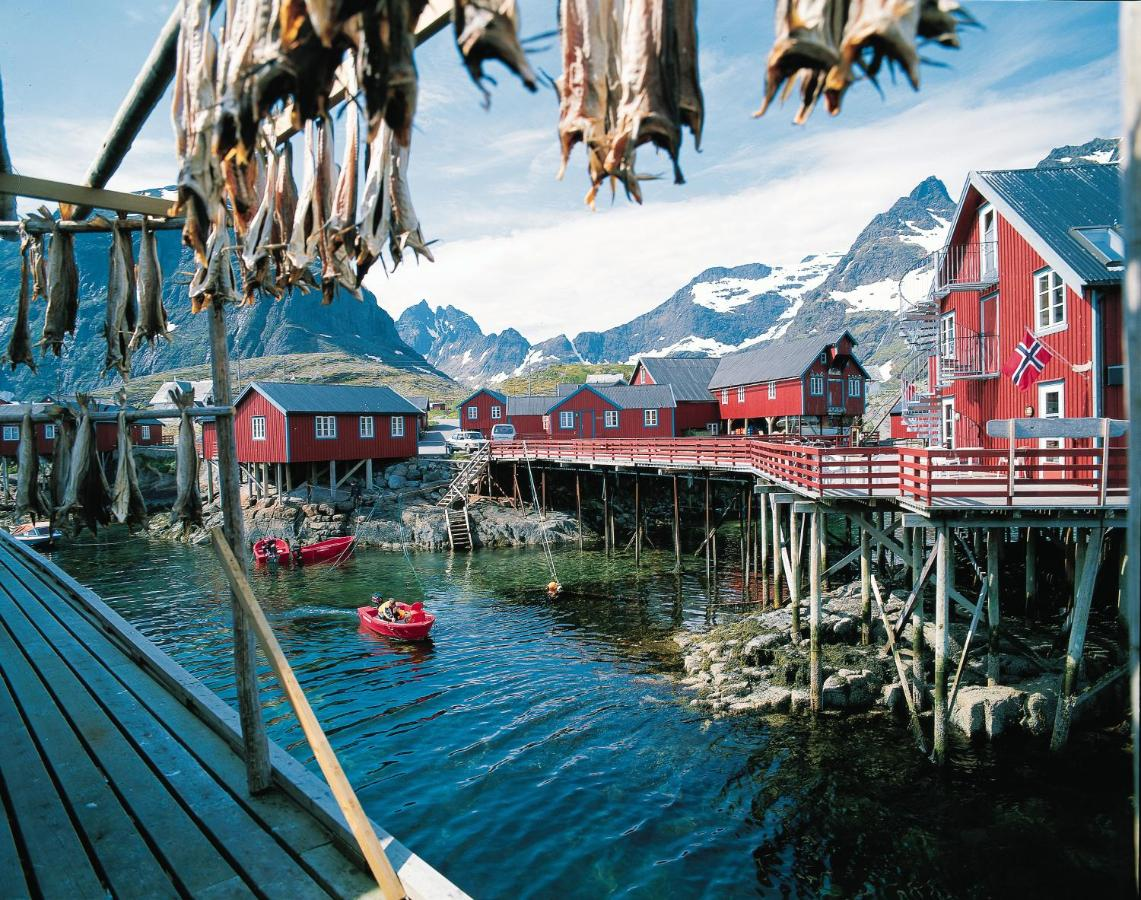 Resorts In Nussfjord Nordland