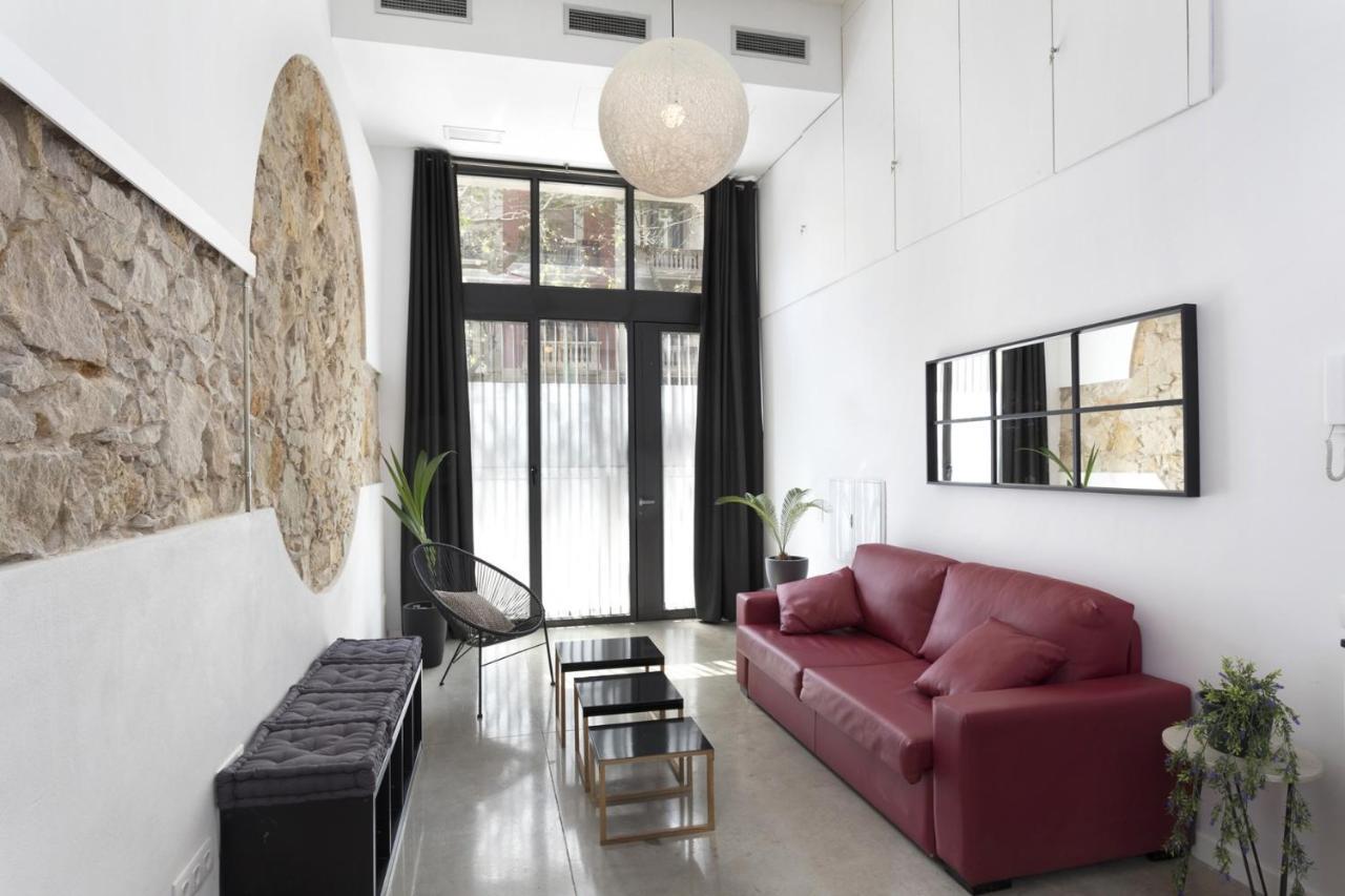 Aparteasy Eixample Loft 3 Open Bedrooms Barcelona Precios  # Muebles Favorita Urgell