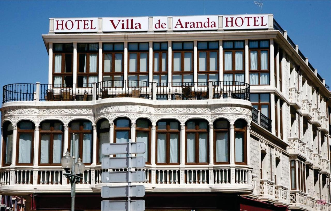 Hotels In Hontoria De Valdearados Castile And Leon