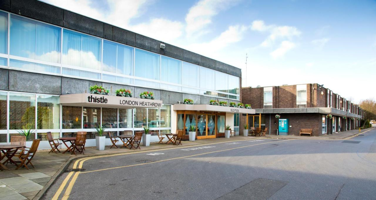 Heathrow Terminal 5 Hotel Book Direct Save 10 Thistle Hotels