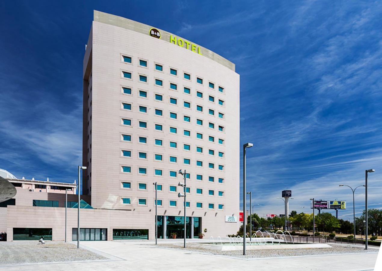Bb Hotel Madrid Aeropuerto T4 San Sebastián De Los Reyes Precios