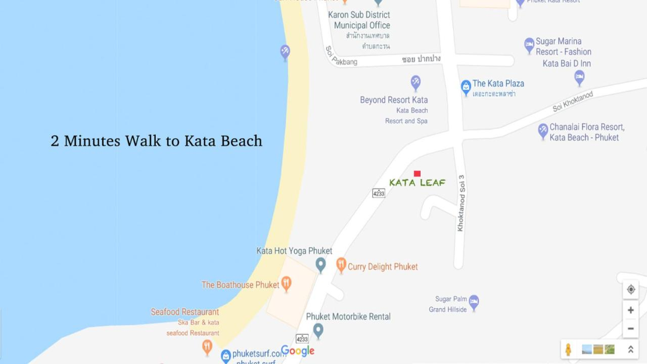 Kata Leaf Kata Beach Updated 2018 Prices