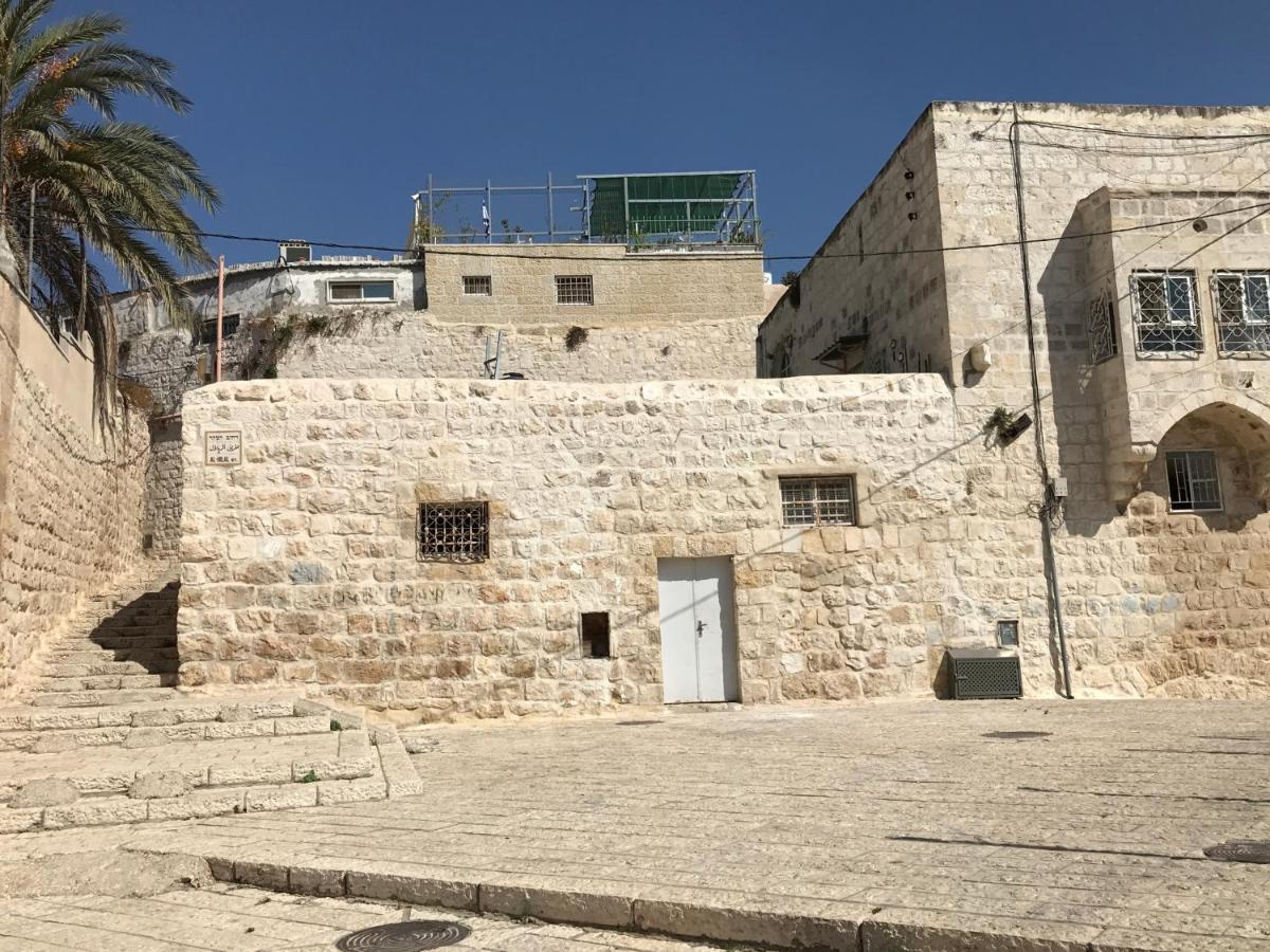 Apartment Palestinian Cozy And Historical House Jerusalem Israel
