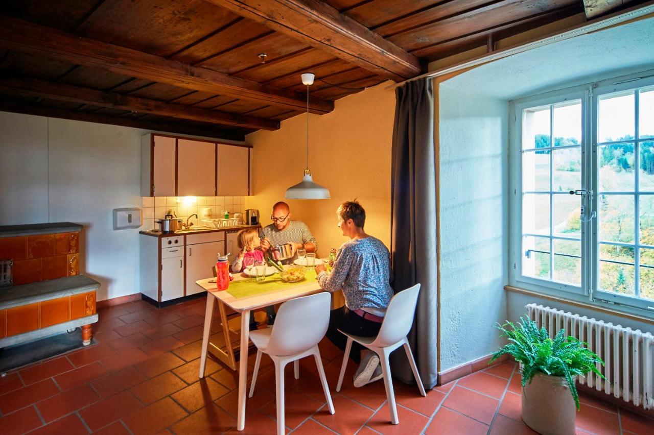 Bed and Breakfast BnB SchlafSchloss, Sumiswald, Switzerland ...