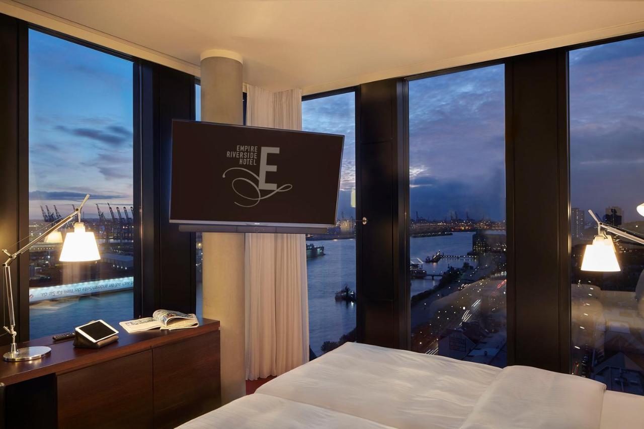 Empire Riverside Hotel Hamburg Germany Booking Com
