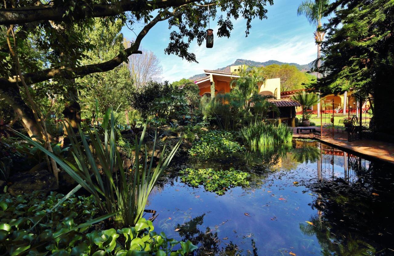 Hotels In Tepoztlán Morelos