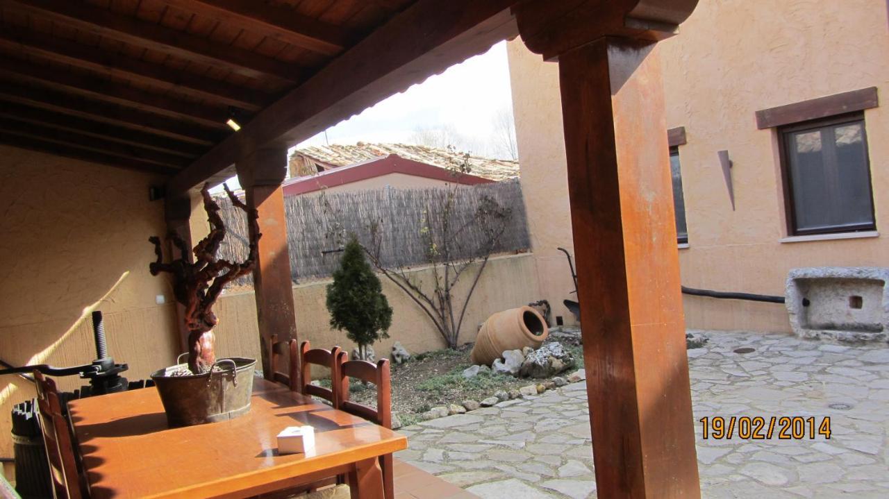 Casa Rural La Prensa De Vino San Esteban De Gormaz Precios  # Muebles Ucero Soria
