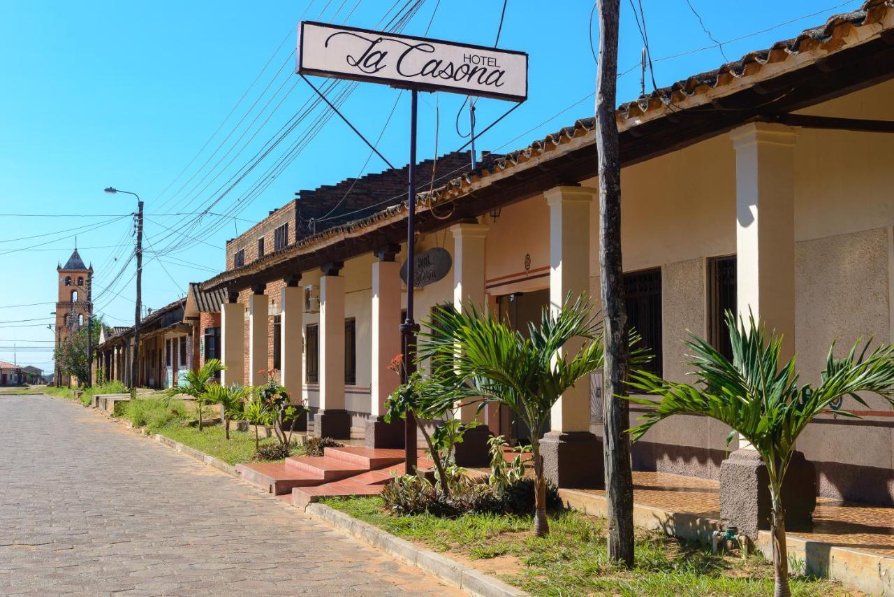 Hotels In San José De Chiquitos