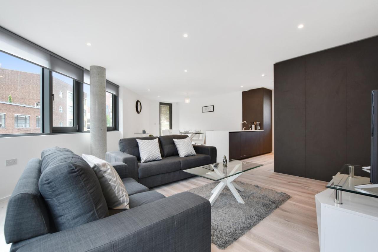 Citadel Apartments - Hoxton, London, UK - Booking.com