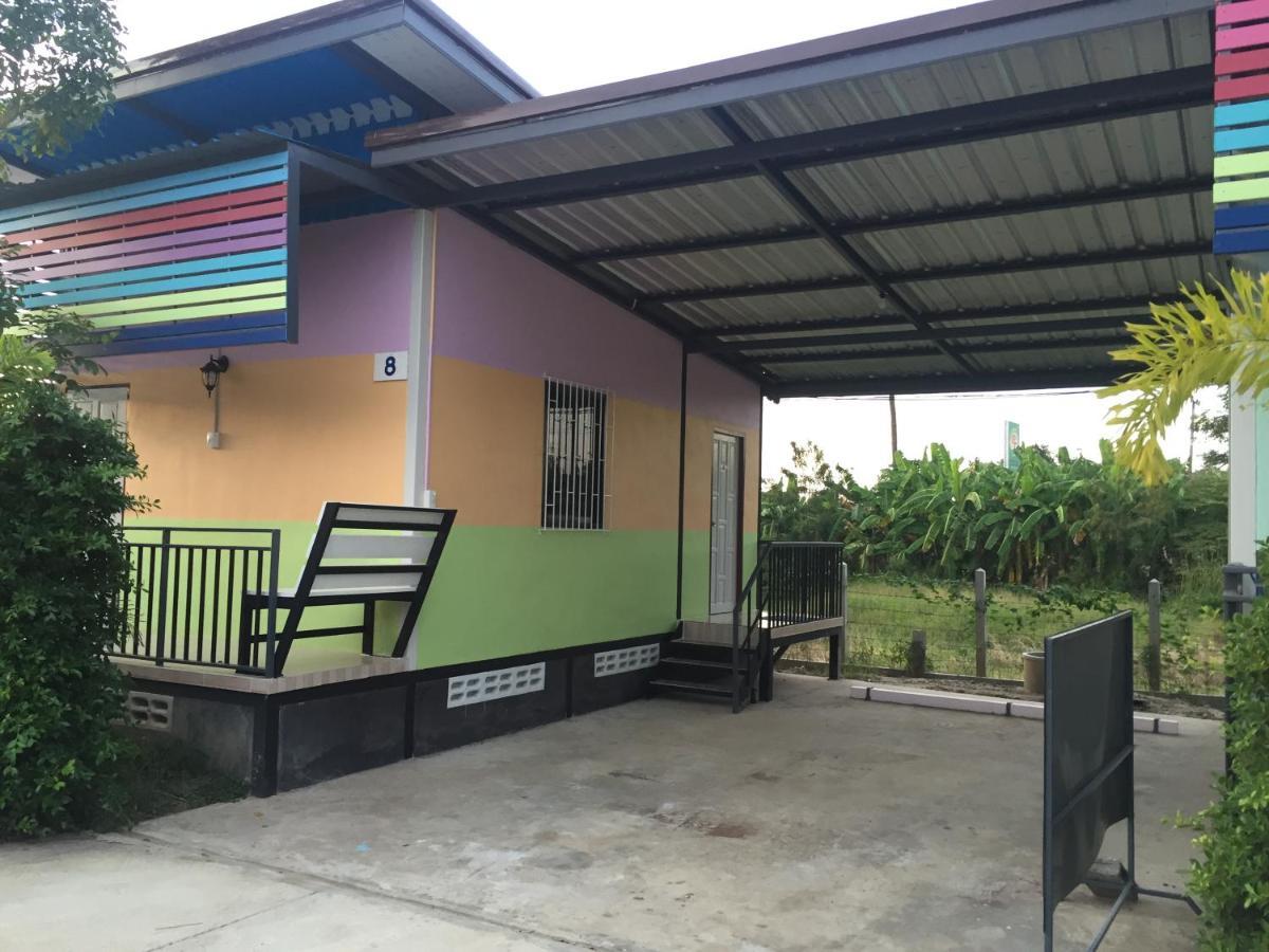 Resorts In Tha Chang Singburi Province