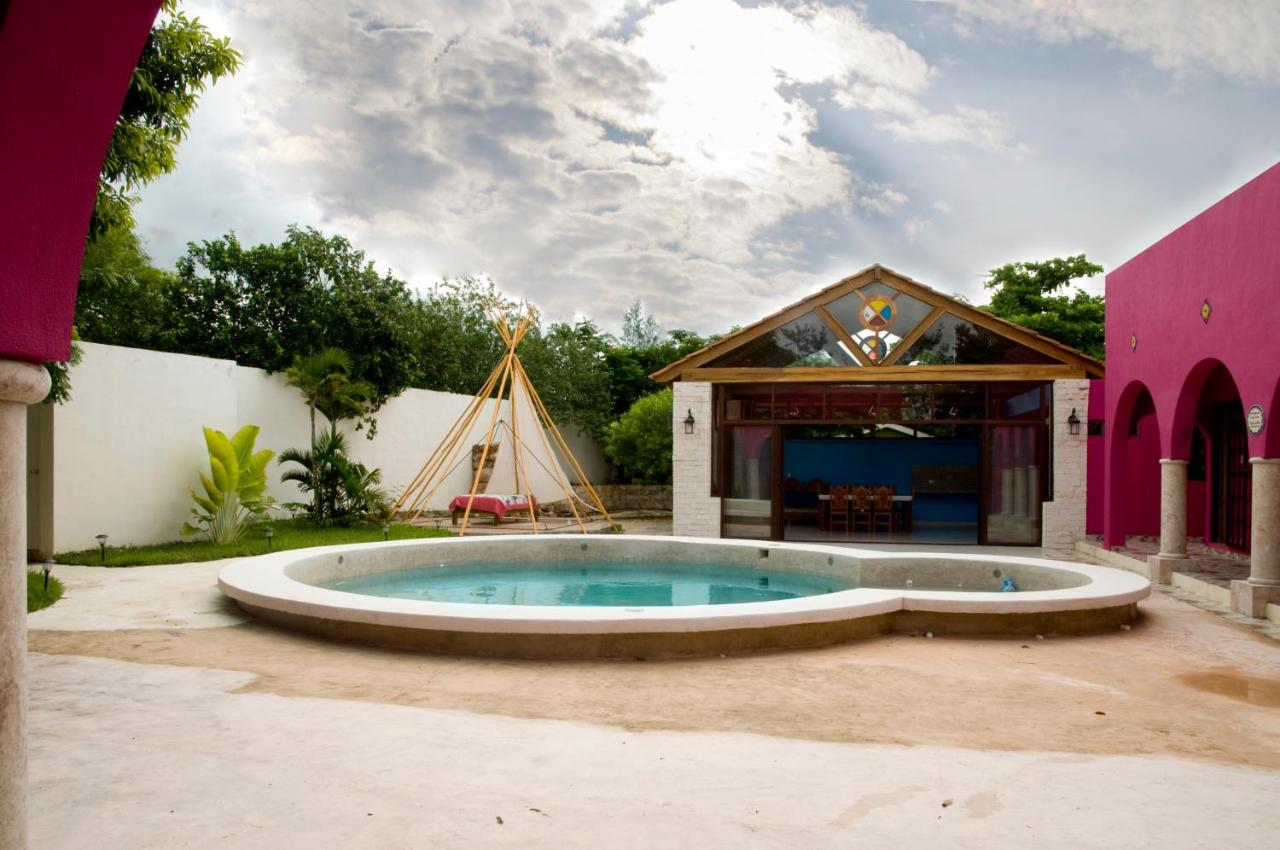 Guest Houses In Tzacata Yucatán