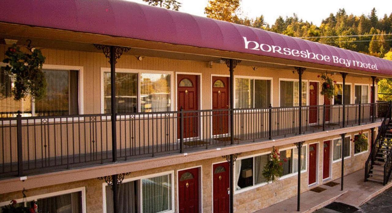Motel Classic Horseshoe Bay Kanada Horseshoe Bay Booking Com