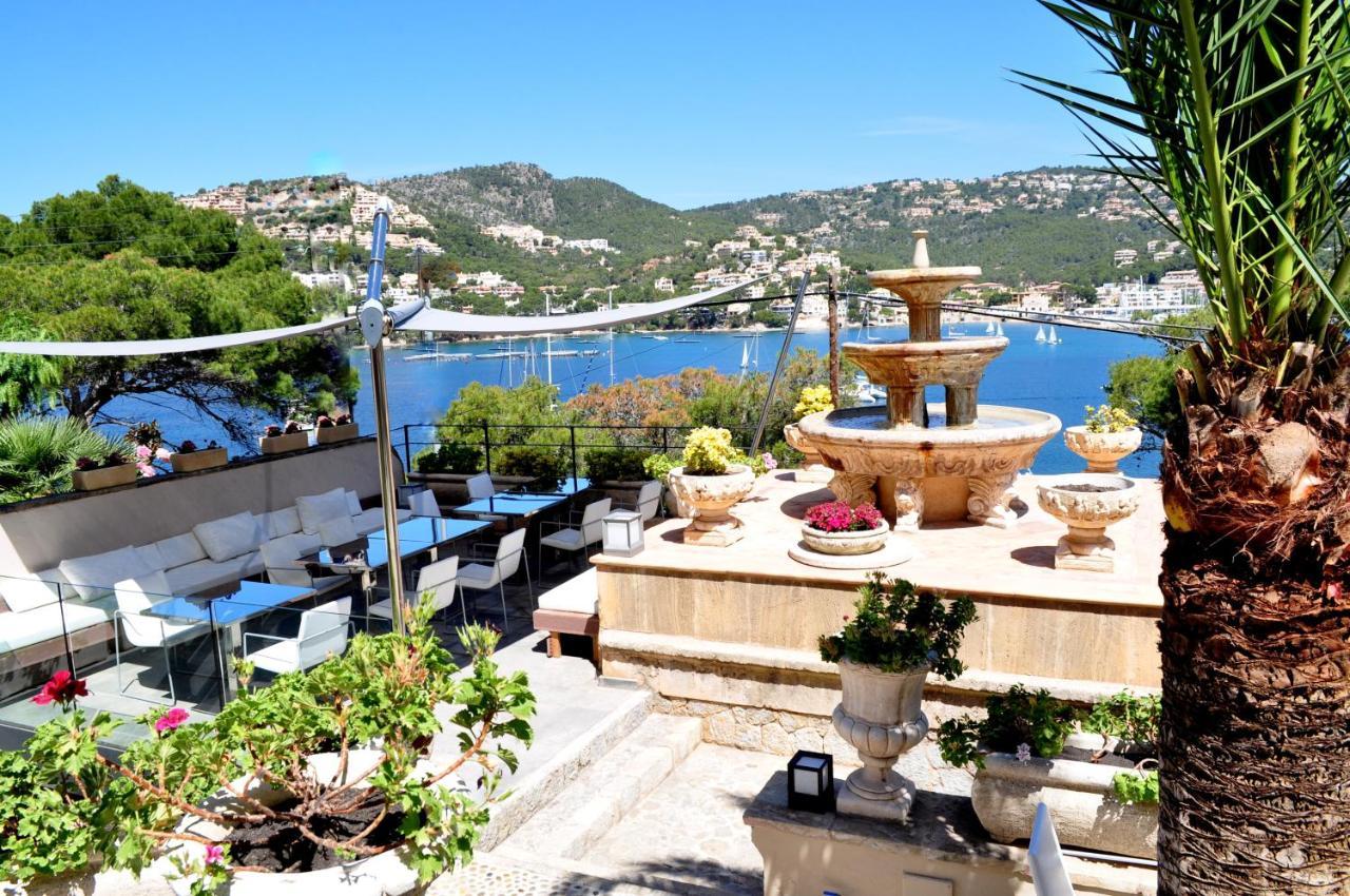 Hotels In Puerto De Andratx Majorca