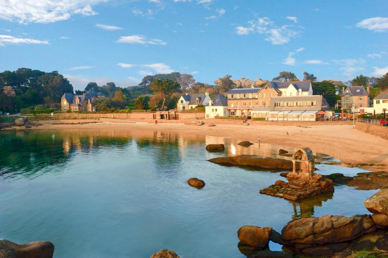 Hotels In Pleumeur-bodou Brittany