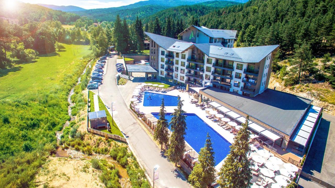 Hotel Arte Spa Park Bulgarien Welingrad Bookingcom