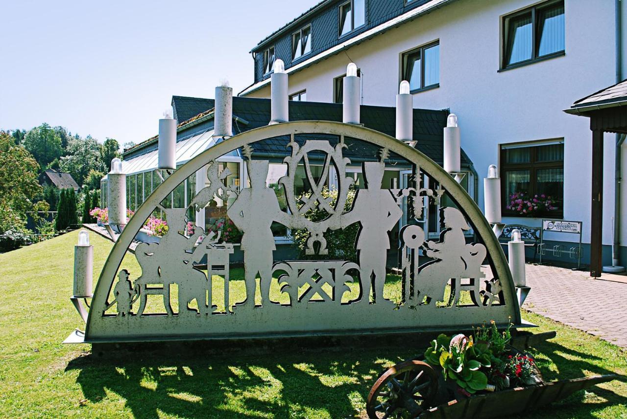 Pension Landgasthof-Wemmer (Deutschland Großrückerswalde) - Booking.com