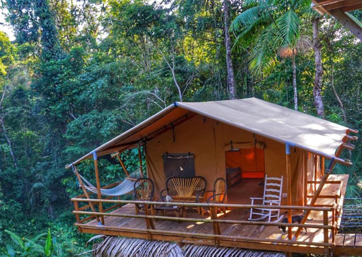 Corto Lodge Isla Popa Panama