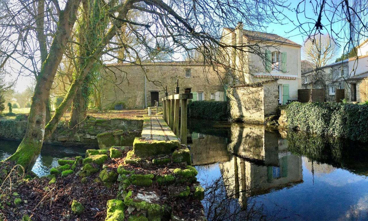 Guest Houses In Usseau Poitou-charentes
