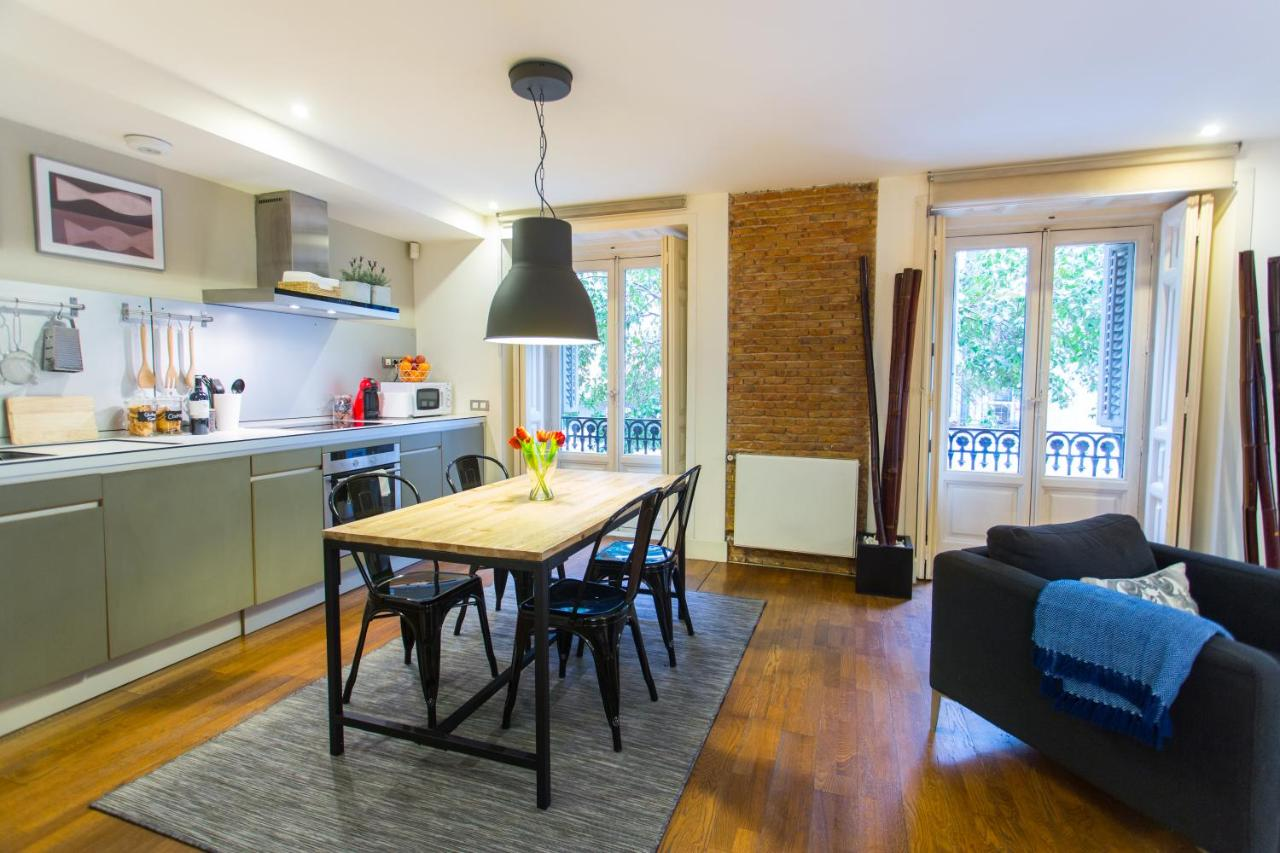 Apartment THE LUCKY FLATS - Fuencarral 68 II, Madrid, Spain ...