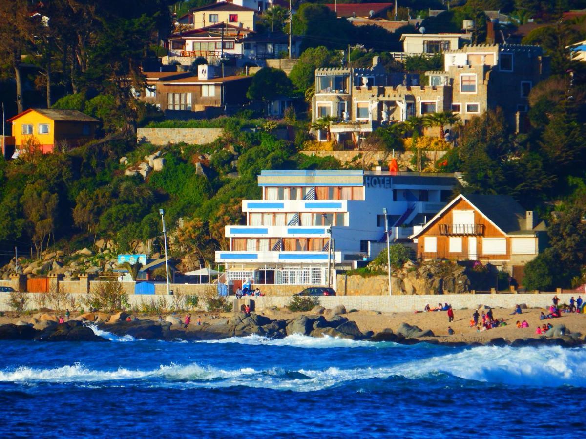 Hotels In Huallilemu Valparaíso Region