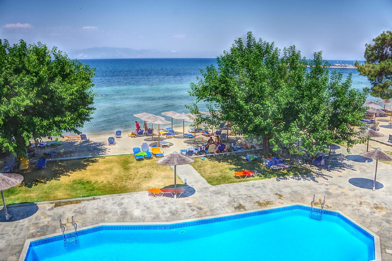 Condo Hotel Sunrise Beach, Skala Rachoniou, Greece - Booking.com