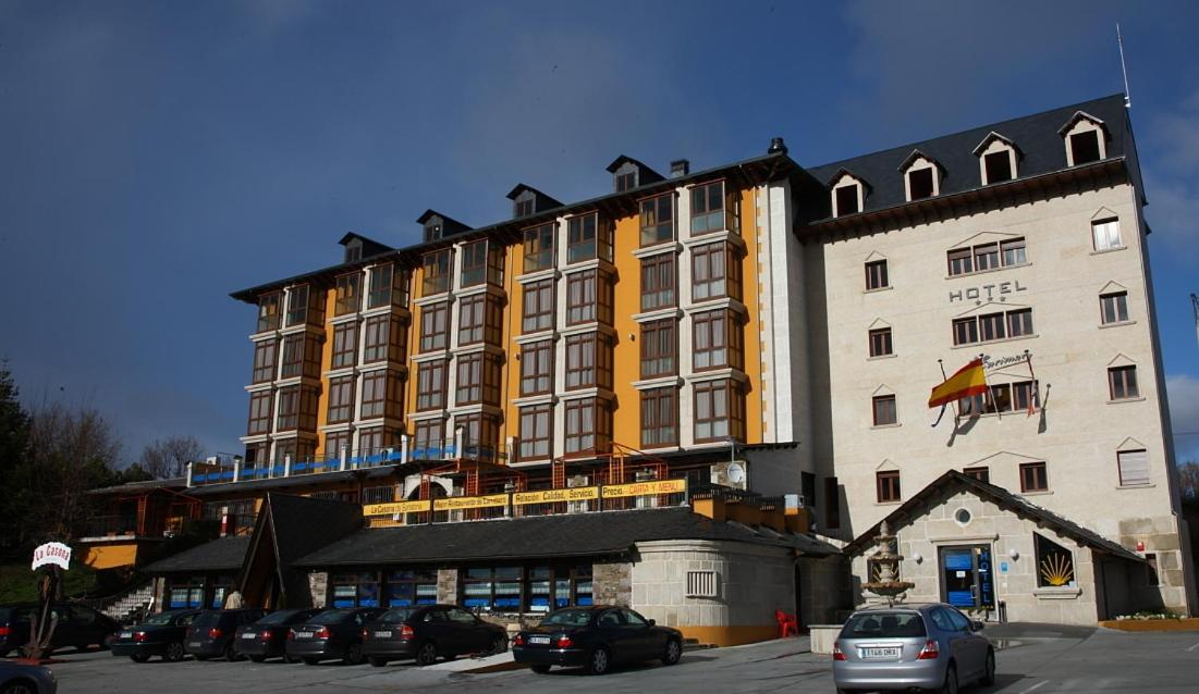 Hotels In Galende Castile And Leon