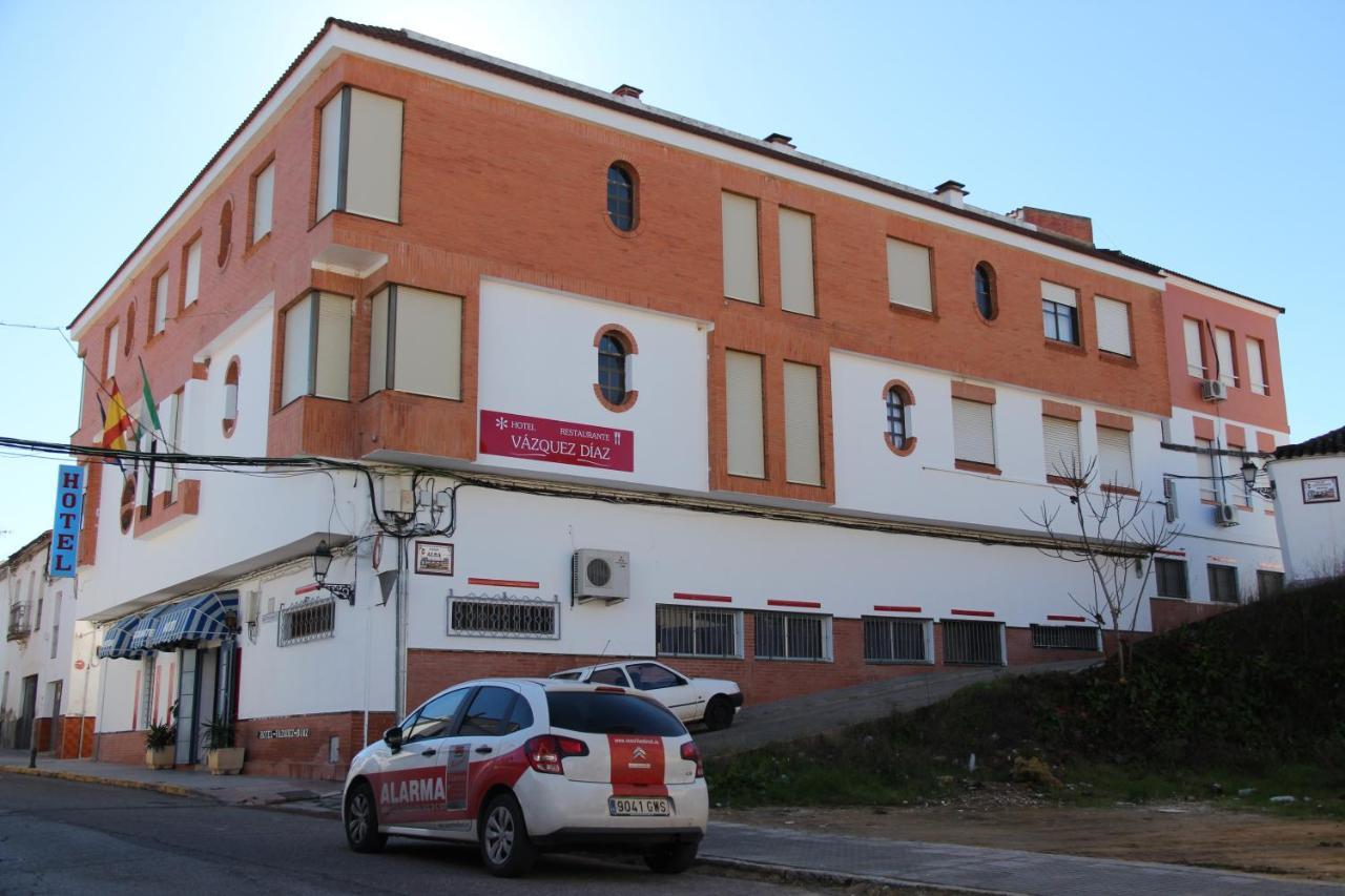 Hotels In Zalamea La Real Andalucía