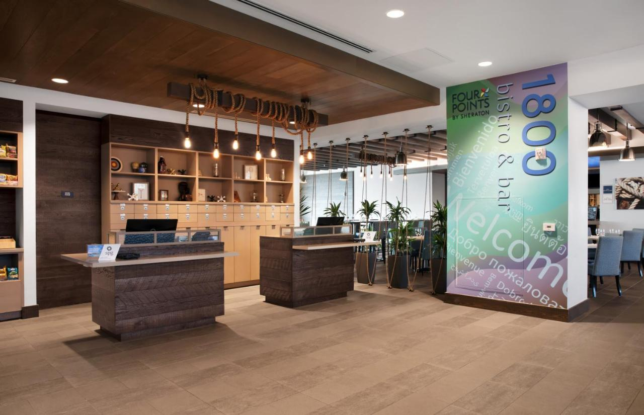 Four Points by Sheraton Fort Lauderdale Airport/Cruise Port, Fort ...