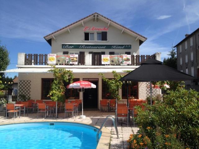 Hotels In Saint-agrève Rhône-alps