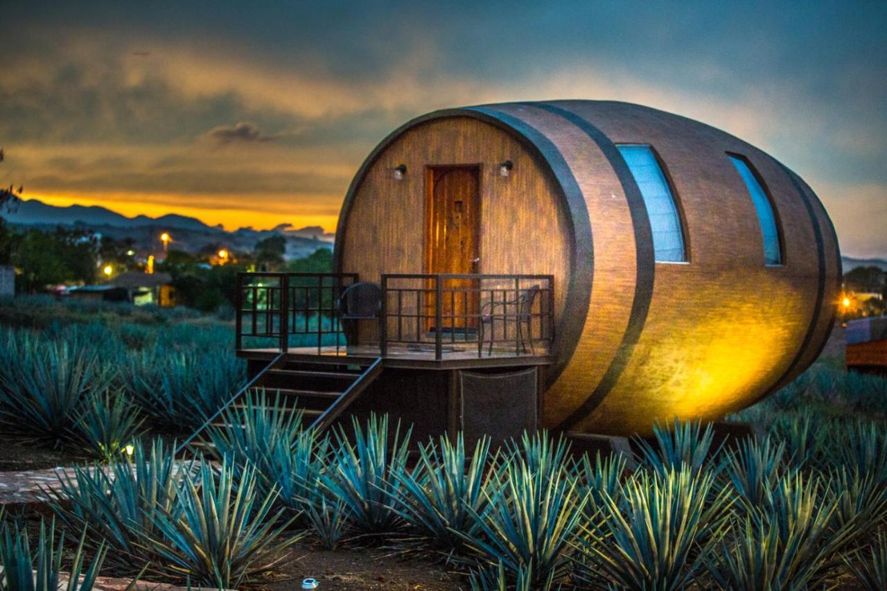 Resultado de imagen para hotel barricas tequila
