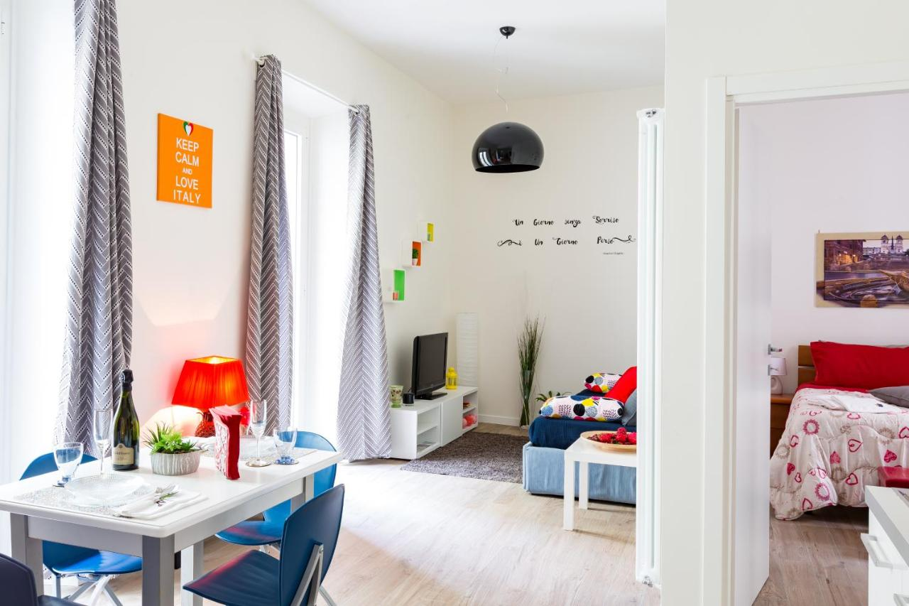 apartment sixty one luxury room, rome, italy - booking