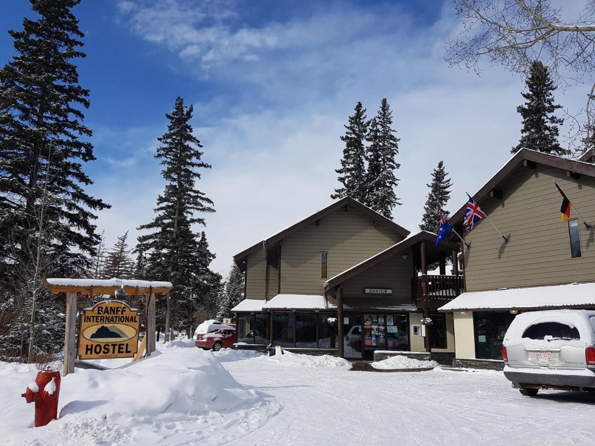 Hostels In Banff Alberta