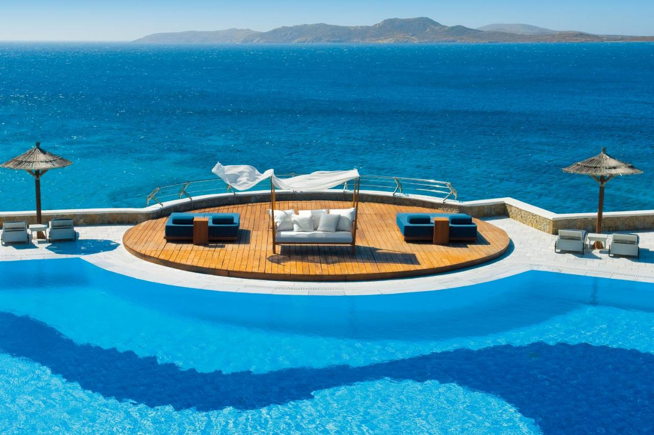 Mykonos Grand Hotel and Resort - One of the best 5 star hotels in Mykonos