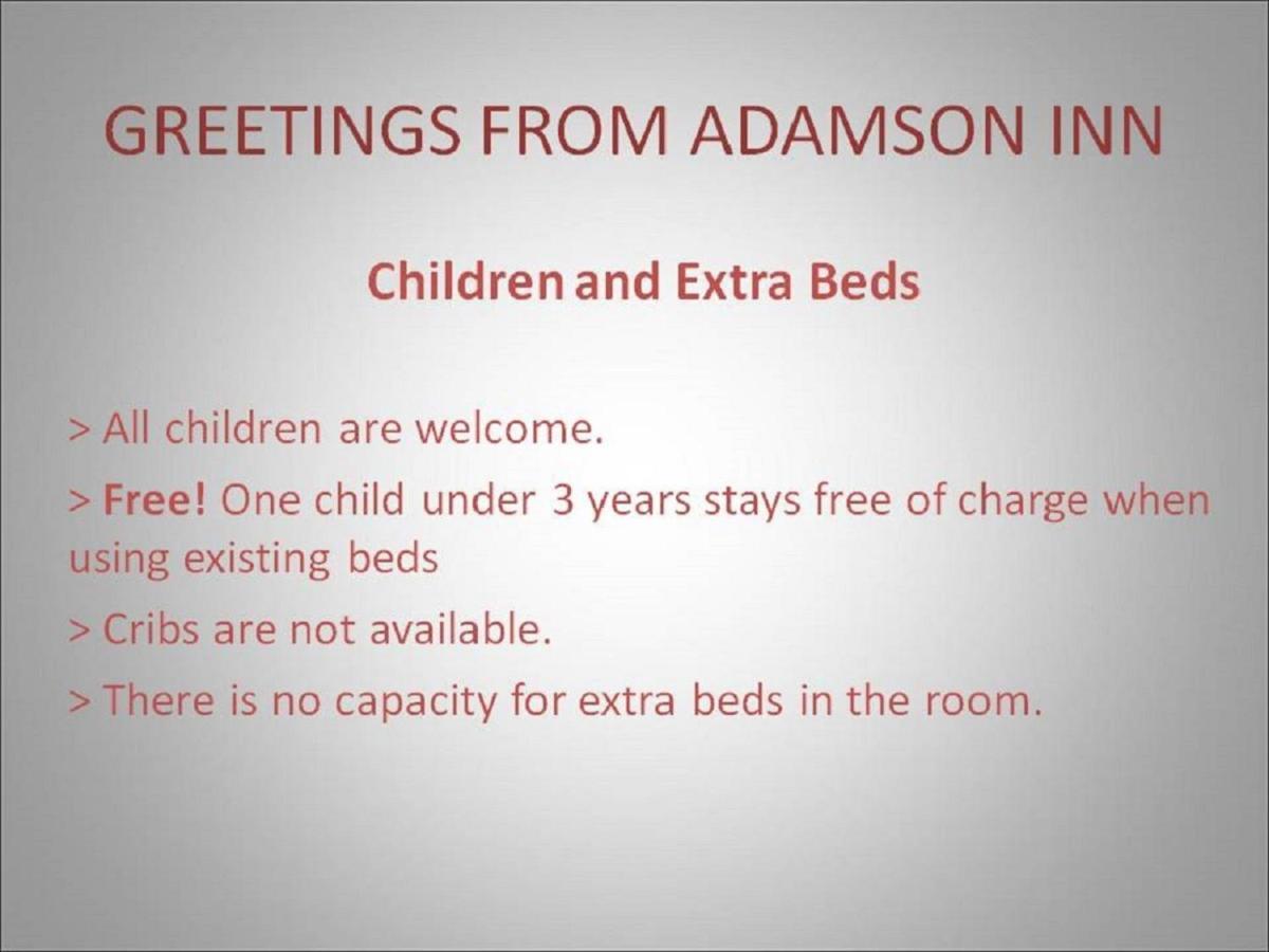 Adamson Inn Singapore Singapore Booking