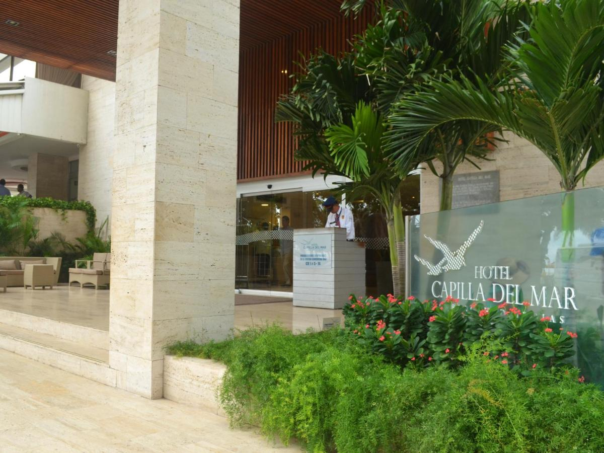 Hotel Capilla Del Mar Global Cartagena De Indias Colombia Booking