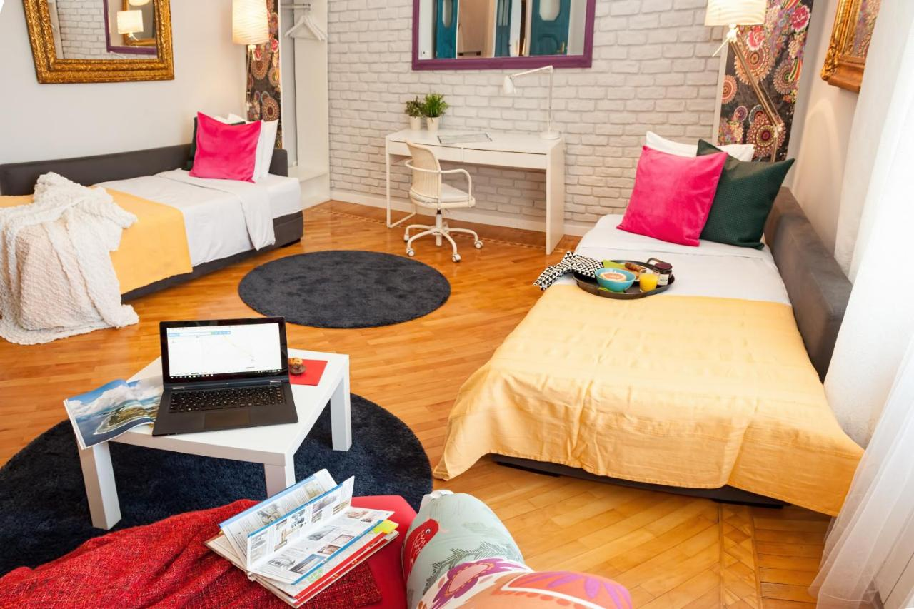 Boutique Apartments 360º - Eclectic, Belgrade, Serbia - Booking.com