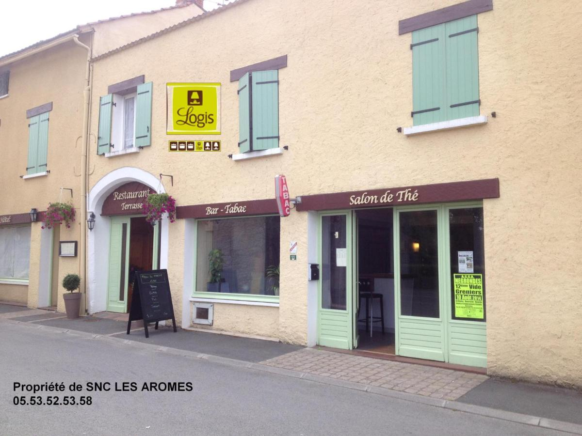 Hotels In Pierrefiche Aquitaine