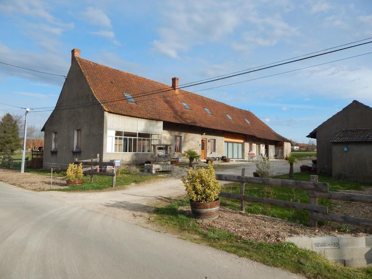 Guest Houses In Pontoux Burgundy