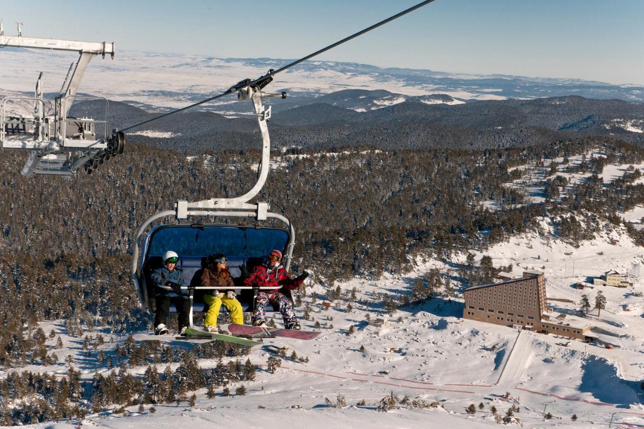 Kaya Palazzo Ski Resort Kartalkaya Turkey Booking Com
